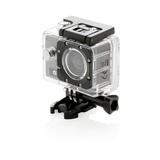Экшн-камера Swiss Peak, черный/ серый фото