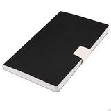 Ежедневник недатированный CANDY, формат А5, черный фото