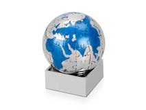 Головоломка Земной шар, синий/ серый фото