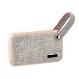 Колонка Bluetooth, бежевый фото