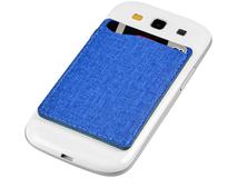 Кошелек для телефона с защитой от RFID считывания, синий фото