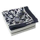 Набор (платок шейный, часы наручные) фото