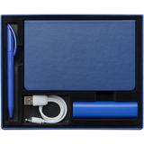 Набор Plus, синий фото
