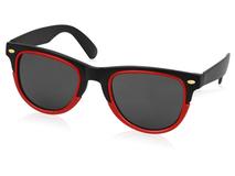 Очки солнцезащитные Rockport, чёрный/ красный фото