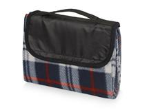 Плед для пикника с непромокаемой подкладкой, синий фото
