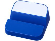 Подставка для телефона USB Hub Hopper, синяя/белая фото