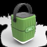 Внешний аккумулятор RITMIX RPB-8800LT, зеленый фото