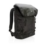 Рюкзак для ноутбука Swiss Peak, 17'', регулируемые лямки, черный фото
