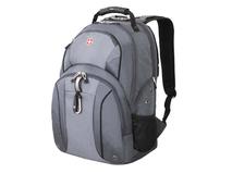Рюкзак WENGER ScanSmart с отделением для ноутбука 15'', карабин, серый фото