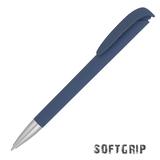 Ручка шариковая JONA SOFTGRIP M, синий фото