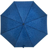 Складной зонт Magic с проявляющимся рисунком, синий, синий фото