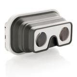 Складные силиконовые очки Virtual reality, белый фото