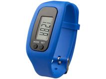 Смарт часы с шагомером Get-Fit, синий фото