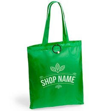 Сумка для покупок CONEL, зеленый фото