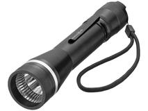 Технический фонарик Polaris, черный фото