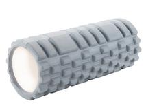Валик для фитнеса Tuba, серый фото