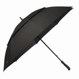 Зонт-трость Golf, черный фото