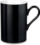 Фарфоровая кружка Prime Colour, черная фото