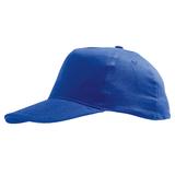 Бейсболка SUNNY KIDS 5 клиньев детская, синий фото
