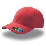 Бейсболка FLEXFIT, красный фото