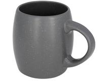 Кружка Stone, серебряный/серый фото