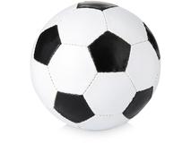 Футбольный мяч Curve, черный/ белый фото