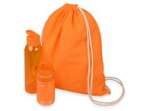 Подарочный набор Klap, оранжевый фото
