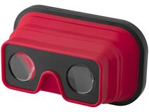 Очки виртуальной реальности складные, черный/ красный фото