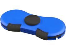 Спиннер с зарядными кабелями, синий фото