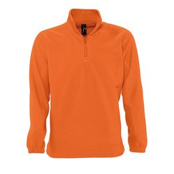 Толстовка NESS, оранжевый фото