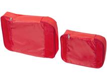 Набор упаковочных сумок, красный фото