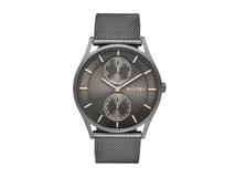 Часы наручные, мужские, серебряный/серый фото