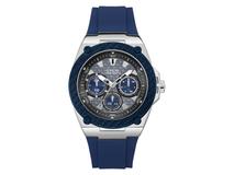 Часы наручные, мужские, серый, синий фото