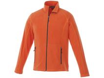 Джемпер из полифлиса Rixford мужской, оранжевый фото
