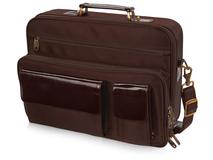 Сумка для ноутбука Сиэтл, коричневый фото