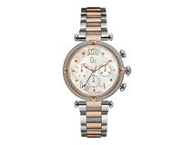 Часы наручные, женские, серебряный/серый, белый, золотой фото