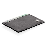 Чехол для кредиток с защитой от сканирования RFID Swiss Peak, черный фото