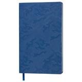 Бизнес-блокнот в линейку thINKme Tabby Funky А5, 256 стр., темно-синий фото
