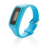 Фитнес браслет XD Collection Keep fit, голубой фото
