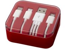 Набор кабелей для зарядки Tril 3 в 1 фото