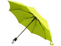 Зонт складной Wali, салатовый фото