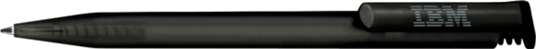 Ручка шариковая Super-Hit Icy, черный фото