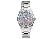Часы наручные Guess, женские, серебристые фото