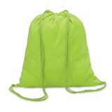 Рюкзак, хлопок, салатовый фото