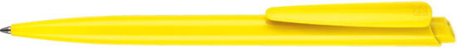 Ручка шариковая Dart Basic, лимонный фото