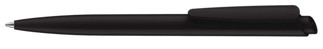 Ручка шариковая Dart Polished, черный фото