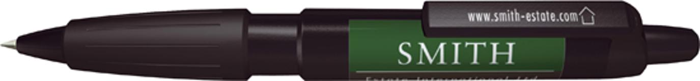 Ручка шариковая Big Pen XL, черный фото