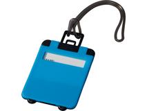 Бирка багажная Taggy, голубой фото