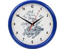 Часы настенные разборные Idea, синий фото