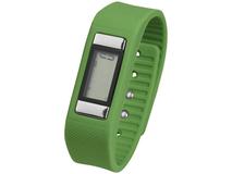 Часы-шагомер Get-Fitter, зеленые фото